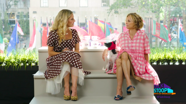Amy Sedaris Helps Us Brush up on Our Homemaking Skills