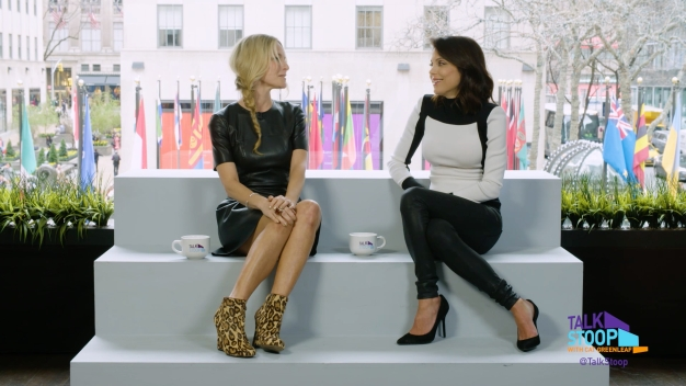 Bethenny Frankel Reprises Her Role as a Talk Shot Host