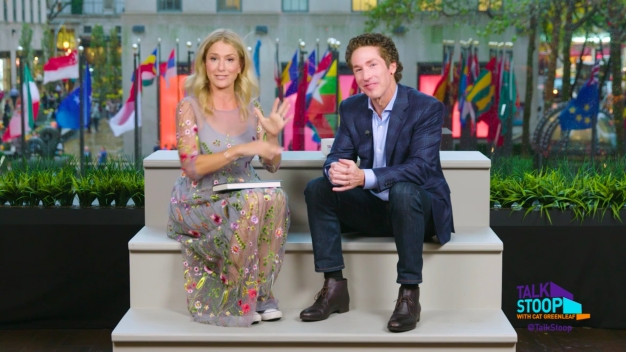 Joel Osteen Reveals Why We Should Feel Blessed Even in the Darkness