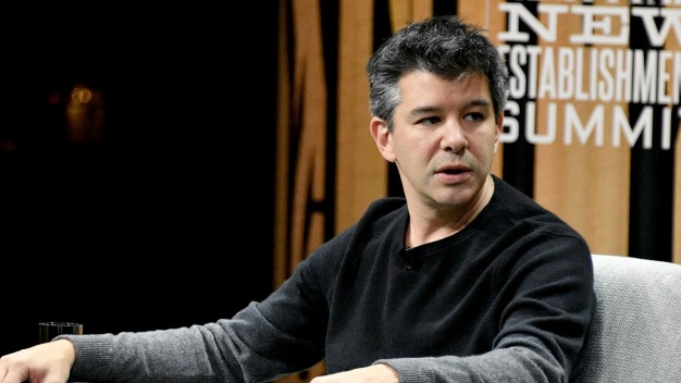 Uber CEO Kalanick Steps Down Amid Investor Pressure