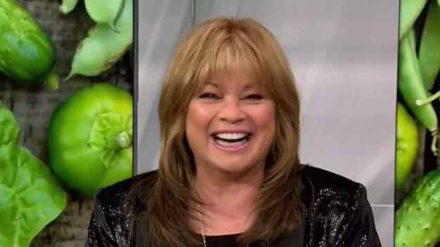 Dishing on 'Family Food Showdown' with Valerie Bertinelli