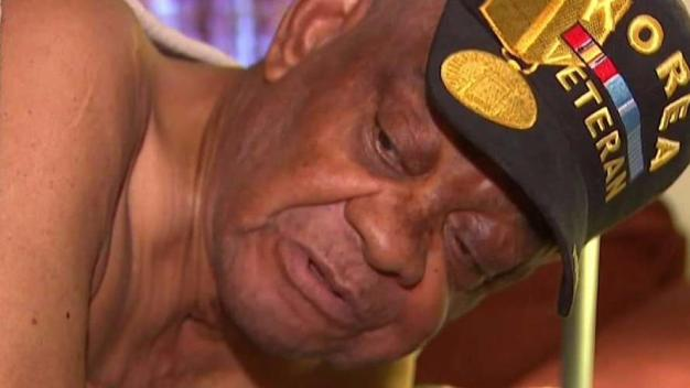 Elderly Veteran Allegedly Beaten by Home Health Aide