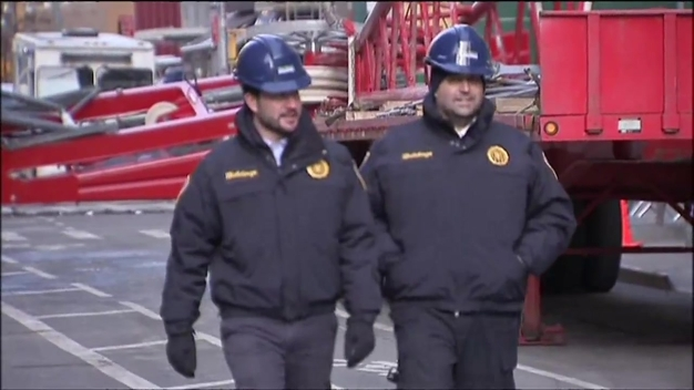 Investigation Underway in Fatal Manhattan Collapse of 15-Story Crane