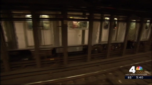 What To Do If You Fall Onto the Subway Tracks