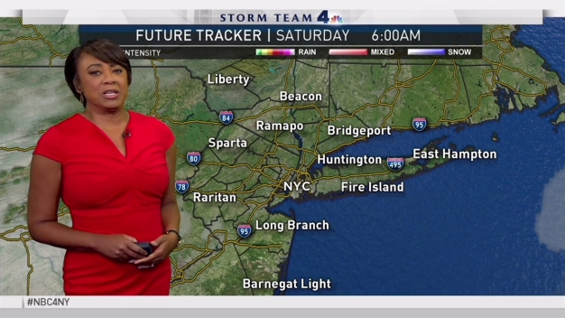 Late Evening Forecast for Friday June 24, 2016