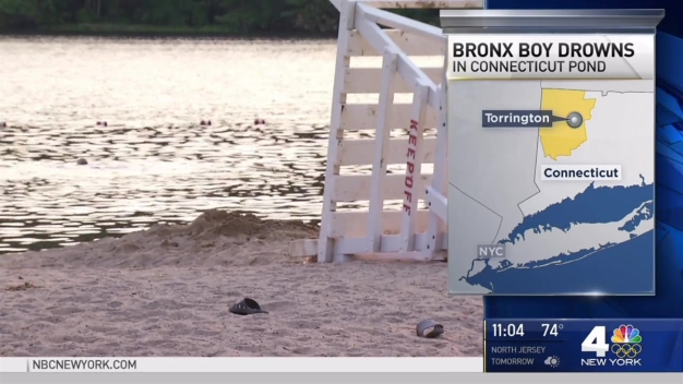 Bronx Boy Drowns in Connecticut Pond