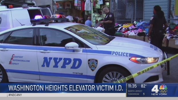 Police Identify Man Killed by Elevator in Washington Heights