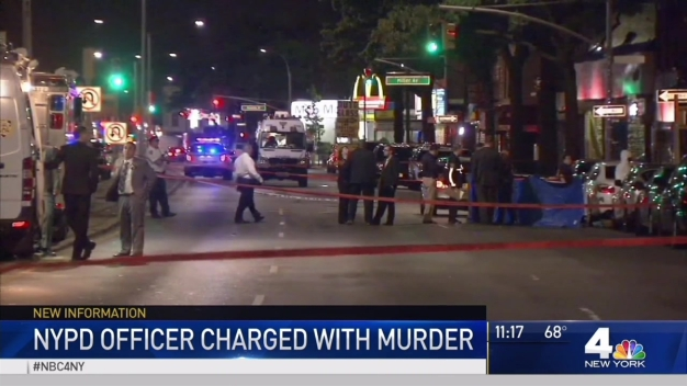 NYPD Officer Charged With Murder in Road Rage Shooting