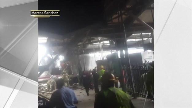 Up to 100 Injured in Hoboken Train Crash
