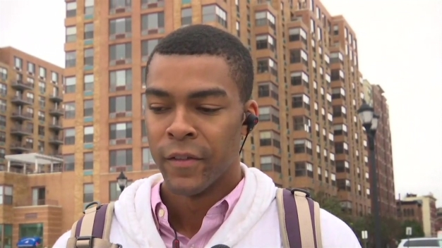 Commuter Talks About Deadly Hoboken Terminal Train Crash