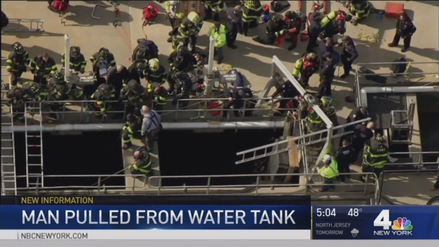 Worker Fall into Water Treatment Plant Tank, Dies: NYPD