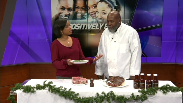 Positively Black: Holiday Classics With a Caribbean Twist