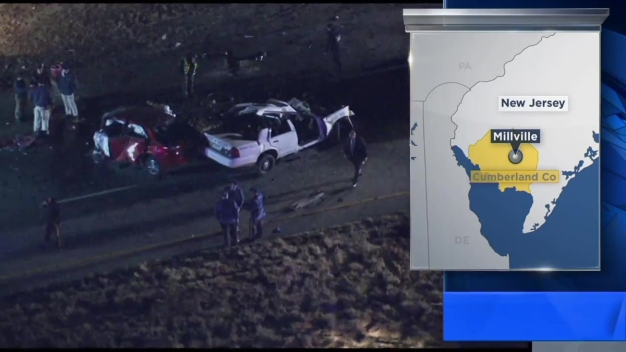 Head-on Crash Kills NJ State Trooper and Another Driver