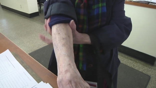 91-Year-Old Holocaust Survivor Fights Off Purse Snatcher