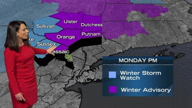 Storm Team 4's Forecast for the Approaching Nor'easter