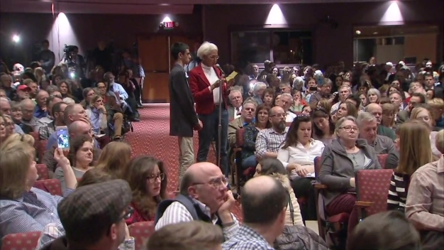 Tensions Run High at NJ Congressman's Town Hall Meeting