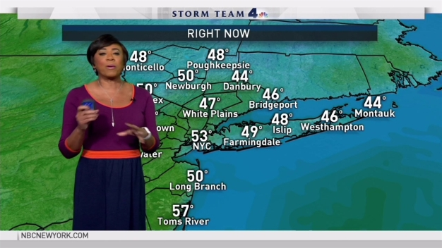 Early Evening Forecast for Wednesday February 22, 2017