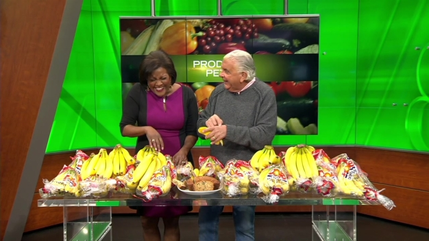 Produce Pete: Benefits of Bananas}
