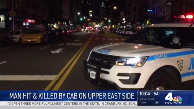 Man Struck, Killed by Taxi on Upper East Side: Police