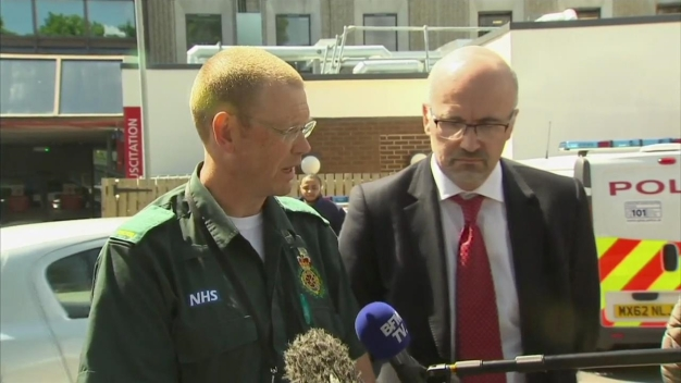 Manchester Hospitals Treating 'Very, Very Serious Injuries'