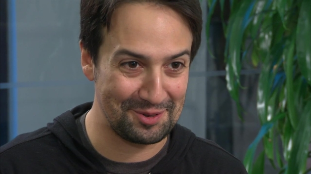Lin-Manuel Miranda: Coqui Frog Is a Metaphor for PR