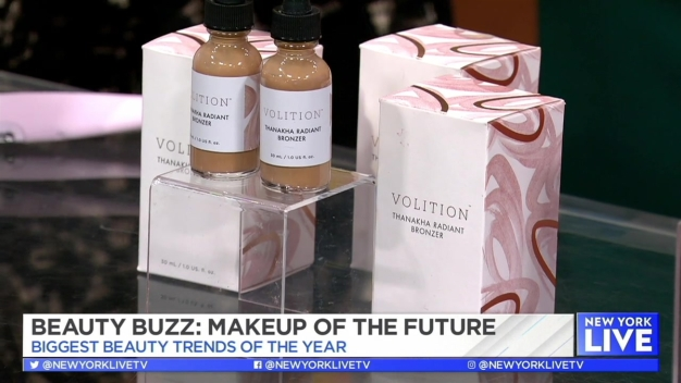 Beauty Buzz: Makeup of the Future}