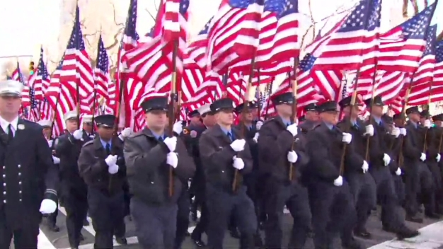 9/11 Victims Honored at St. Patrick's Day Parade