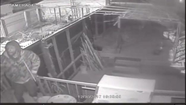 Surveillance Video Shows Serial Brooklyn Burglar