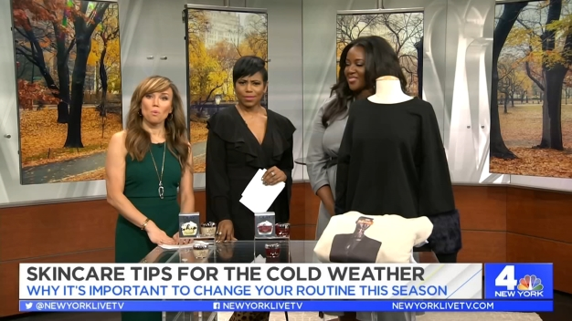 Skincare Tips For The Cold Weather