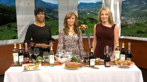 Holiday Pairings with Cavit Wine