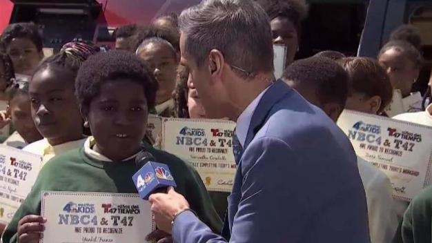 Weather Kids: Brooklyn Scholars Charter School