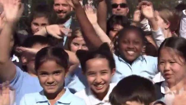 Weather Kids Kicks Off in Queens