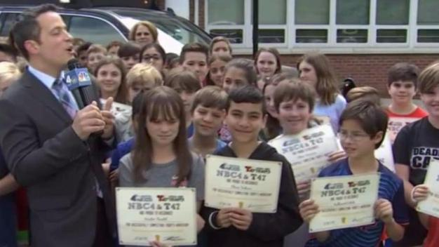 Weather Kids: Todd Elementary School, New York