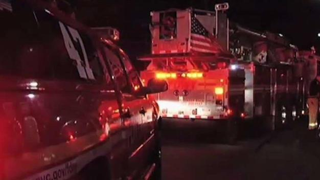 Woman Dies in NYC High-Rise Fire