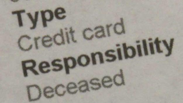 Woman Mistakenly Declared Dead by Credit Bureau}