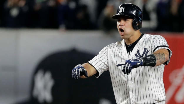 Judge HR Sparks NY, Yanks Beat Astros 6-4 to Even ALCS at 2