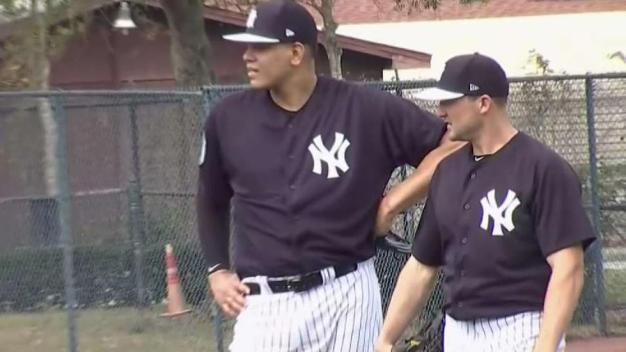 Yankees All Present and Accounted For