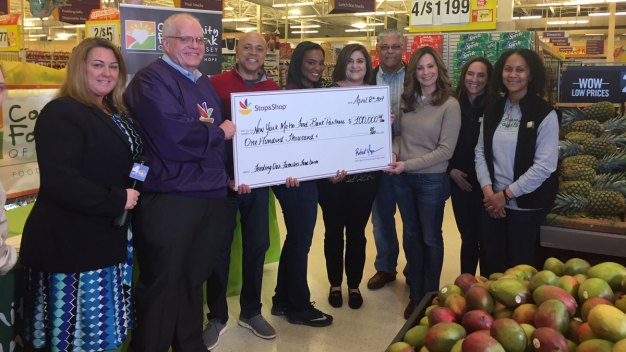 Food Drive Gathers Enough to Feed 750K Family Members