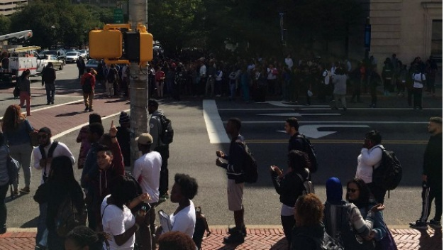 No Threat Found After NJ College Evacuated