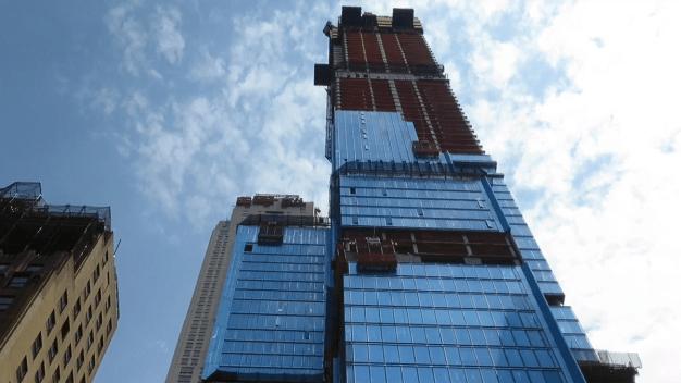 Glass Panel Kills Man at Skyscraper Construction Site: NYPD