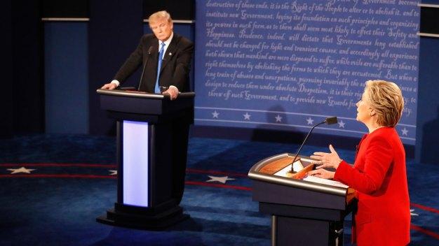 Majority of Voters Say Clinton Won the Debate: Poll