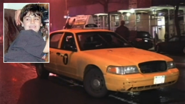 Cabbie Who Ran Over Boy's Head in Manhattan Charged