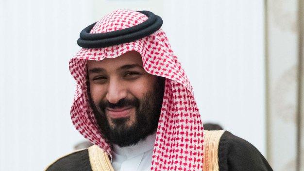 Crown Prince Seeks Saudi Image Makeover on Grand US Tour