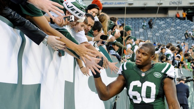 Jets Tackle D'Brickashaw Ferguson to Retire: AP