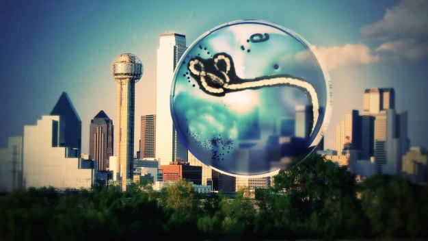 100 Might Have Been Exposed to Ebola: Dallas Officials