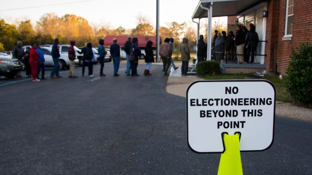 Black Voter Turnout, Allegations Doomed Moore: Exit Poll