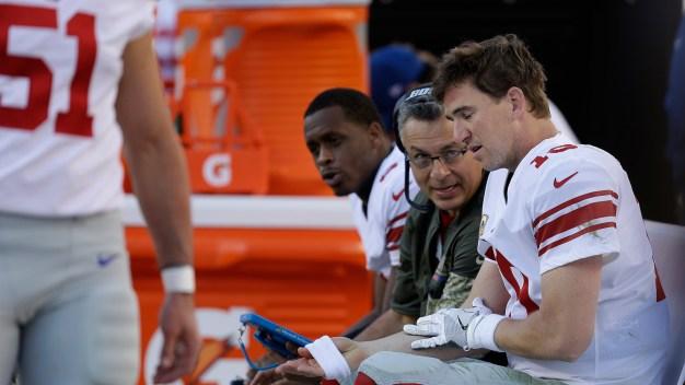 Eli Manning Looks Forward After Worst Season of Career