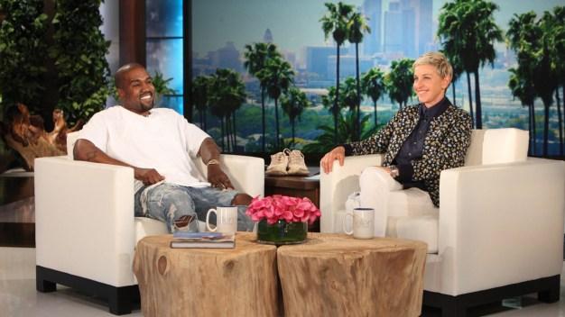 'I'm Sorry for the Realness': Kanye West Stuns Ellen