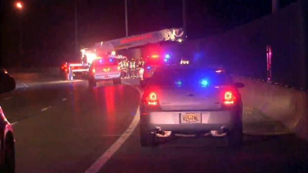 Dad Dead, 2 Kids Hurt After Jump from NJ Bridge: Police