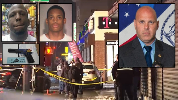 New Details Revealed in Robbery That Led to NYPD Cop's Death